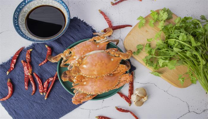 螃蟹哪里不能吃