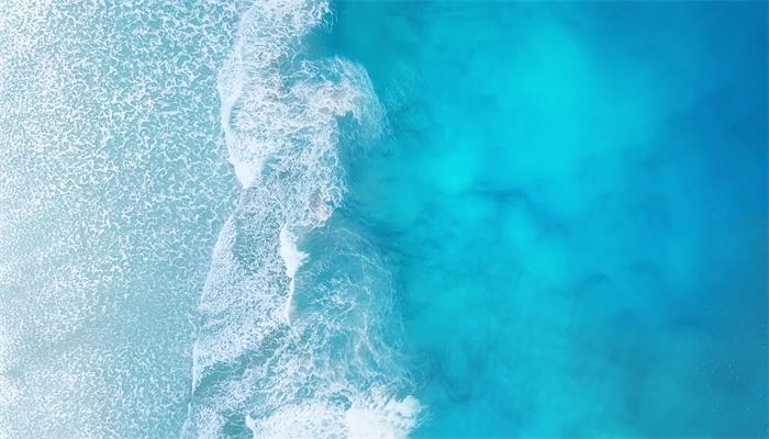 荧光海是怎么形成的